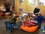 Kids' story time 2013