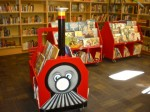Kids' book carts
